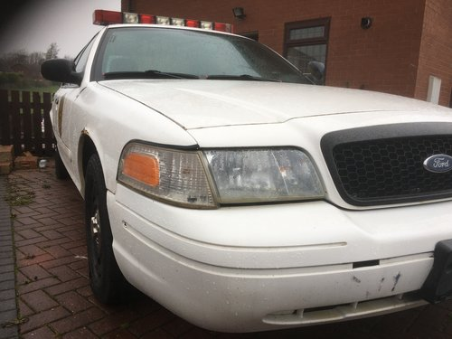 2004 Ford Crown Victoria P71 Pursuit equipped For Sale (picture 1 of 6)
