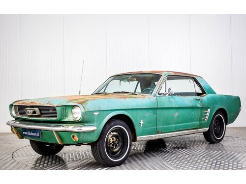 1965 Ford Mustang V8 289 Automatic gearbox For Sale (picture 1 of 6)