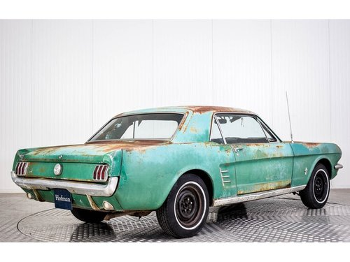 1965 Ford Mustang V8 289 Automatic gearbox For Sale (picture 2 of 6)