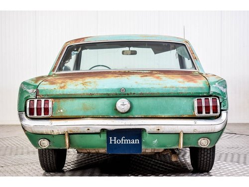 1965 Ford Mustang V8 289 Automatic gearbox For Sale (picture 4 of 6)