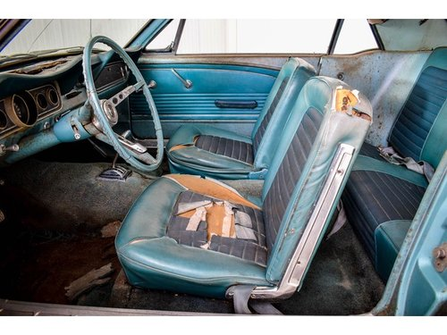 1965 Ford Mustang V8 289 Automatic gearbox For Sale (picture 5 of 6)