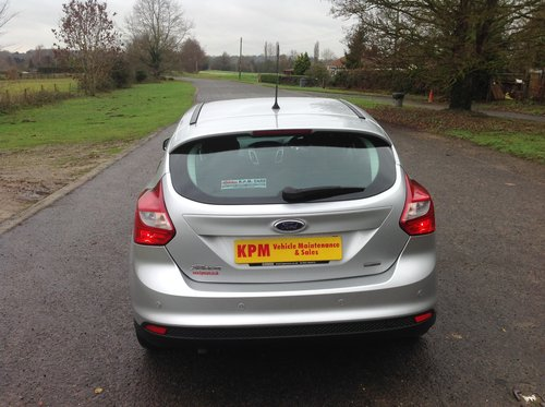 2013 Ford Focus 1.6 TDCI Zetec for sale  For Sale (picture 4 of 6)