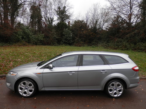 2008 Ford Mondeo Titanium X TDCi 140.. Estate.. Bargain To Clear. SOLD (picture 2 of 6)