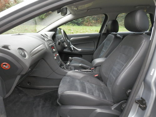 2008 Ford Mondeo Titanium X TDCi 140.. Estate.. Bargain To Clear. SOLD (picture 3 of 6)