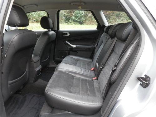 2008 Ford Mondeo Titanium X TDCi 140.. Estate.. Bargain To Clear. SOLD (picture 4 of 6)
