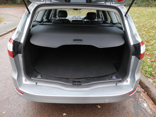 2008 Ford Mondeo Titanium X TDCi 140.. Estate.. Bargain To Clear. SOLD (picture 5 of 6)