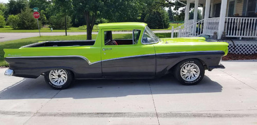 1957Ford Ranchero! Low Production Numbers, 1st year! For Sale (picture 1 of 6)