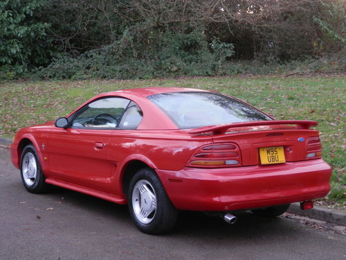 Ford Mustang 3.8 V6.. Automatic.. LHD / Left Hand Drive SOLD (picture 5 of 6)