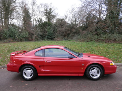 Ford Mustang 3.8 V6.. Automatic.. LHD / Left Hand Drive SOLD (picture 6 of 6)