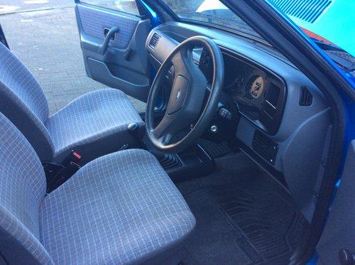 1990 Beautiful Mk4 Ford Escort Bonus 90, Cheshire For Sale (picture 4 of 6)