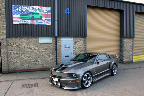 2006 Ford Mustang GT Cervini C500 Supercharged For Sale (picture 1 of 6)