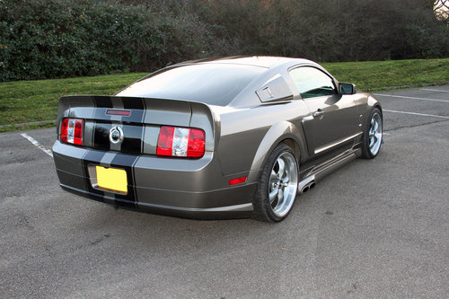 2006 Ford Mustang GT Cervini C500 Supercharged For Sale (picture 3 of 6)