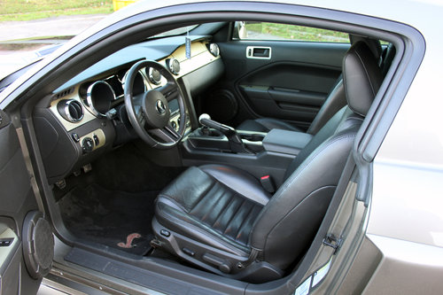 2006 Ford Mustang GT Cervini C500 Supercharged For Sale (picture 5 of 6)