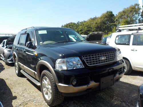 2005 FORD EXPLORER 4.6 EDDIE BAUER AUTOMATIC * 7 SEATER 4X4  SOLD (picture 1 of 6)