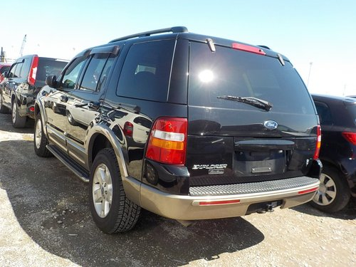 2005 FORD EXPLORER 4.6 EDDIE BAUER AUTOMATIC * 7 SEATER 4X4  SOLD (picture 2 of 6)