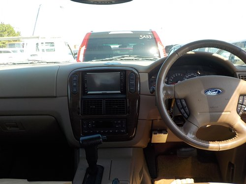 2005 FORD EXPLORER 4.6 EDDIE BAUER AUTOMATIC * 7 SEATER 4X4  SOLD (picture 3 of 6)