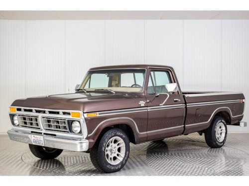 1977 Ford F150 Pick-up V8 5.7 For Sale (picture 1 of 6)