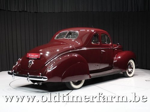 1940 Ford V8 Deluxe Business Coupé '70 For Sale (picture 2 of 6)