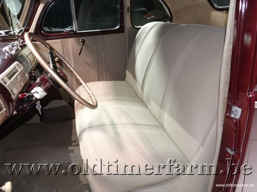 1940 Ford V8 Deluxe Business Coupé '70 For Sale (picture 4 of 6)