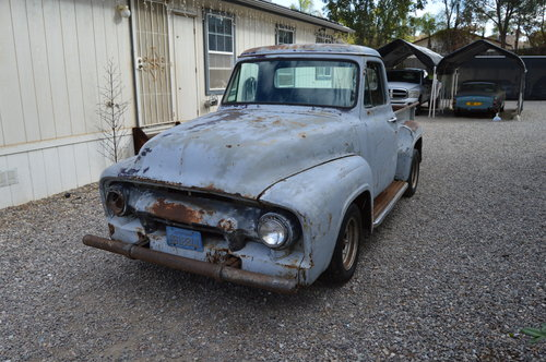 1954 Ford F100 SOLD (picture 1 of 1)