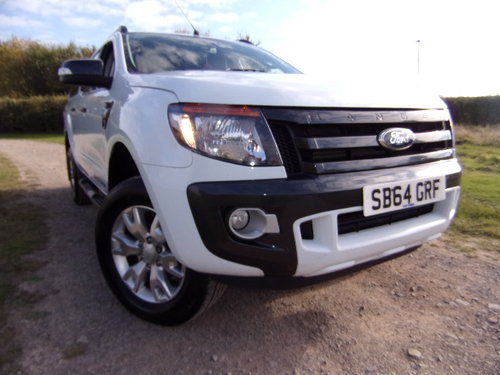 2014 Ford Ranger Wildtrak 4x4 3 2tdci For Sale Car And Classic