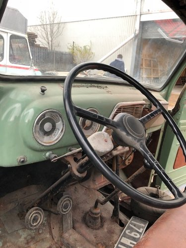 1952 Ford F3 Pick up (Now SOLD) For Sale (picture 5 of 5)