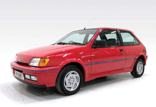 1990 Ford Fiesta XR2i DEPOSIT TAKEN SOLD (picture 1 of 6)