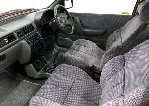 1990 Ford Fiesta XR2i DEPOSIT TAKEN SOLD (picture 3 of 6)