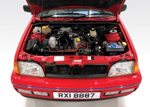 1990 Ford Fiesta XR2i DEPOSIT TAKEN SOLD (picture 5 of 6)