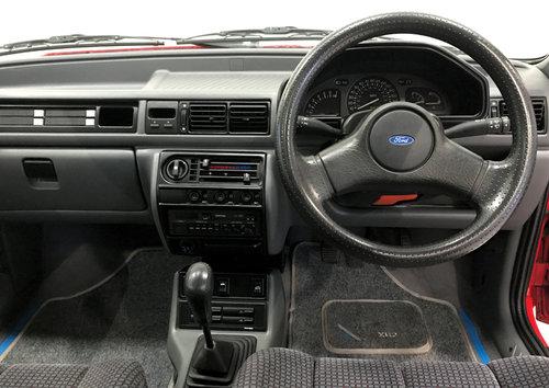 1990 Ford Fiesta XR2i DEPOSIT TAKEN SOLD (picture 6 of 6)