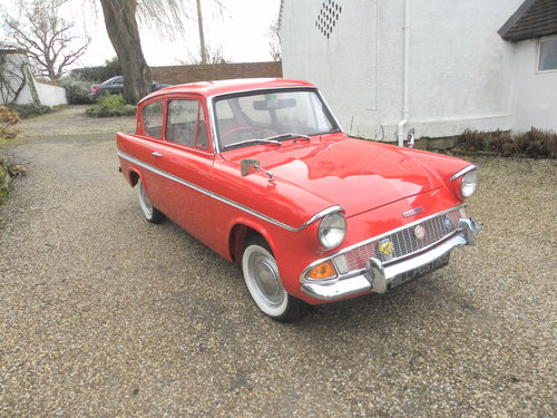 1966 FORD ANGLIA  'AWARD WINNING For Sale (picture 1 of 6)