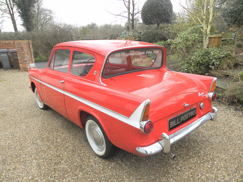 1966 FORD ANGLIA  'AWARD WINNING For Sale (picture 2 of 6)