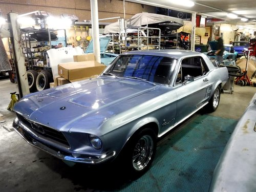 1967 Ford Mustang coupé  '67 For Sale (picture 1 of 6)