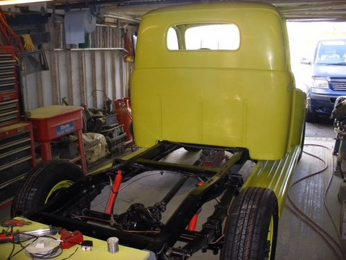 1950 Ford F-2 Stepside Pickup V8 - Frame-off Restoration SOLD (picture 6 of 6)