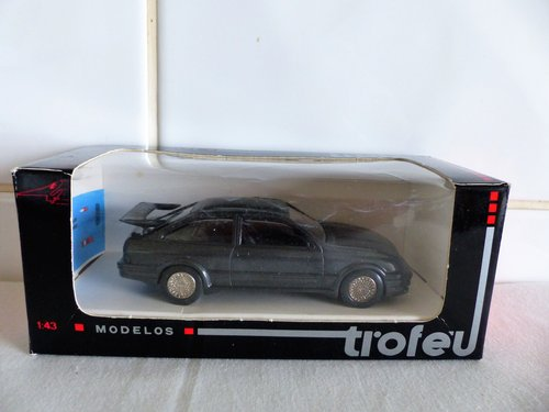 2 FORD SIERRA COSWORTHS-TROFEU SCALE MODELS For Sale (picture 6 of 6)