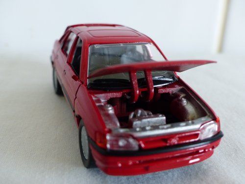 FORD ESCORT GHIA-FORD DEALER ISSUE-1:43 scale For Sale (picture 4 of 6)