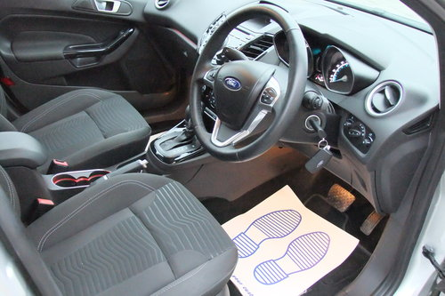 2014 FORD FIESTA 1.0 TITANIUM 5DR AUTOMATIC SOLD (picture 6 of 6)