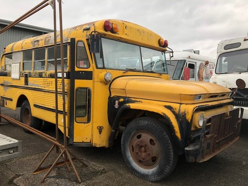 1971 American School Bus For Sale (picture 1 of 5)