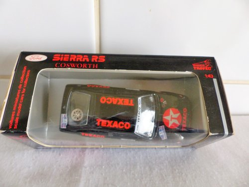 TROFEU-FORD SIERRA RS COSWORTH TEAXACO For Sale (picture 2 of 6)