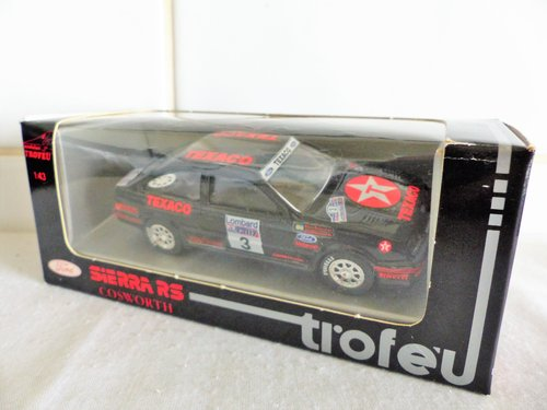 TROFEU-FORD SIERRA RS COSWORTH TEAXACO For Sale (picture 3 of 6)