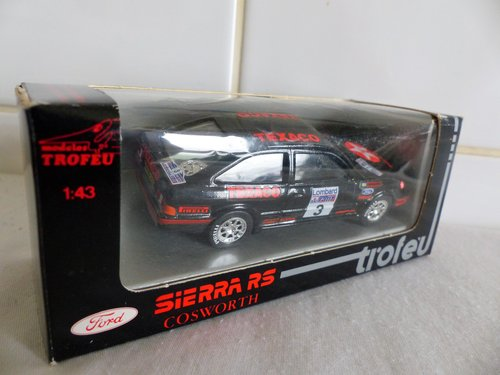 TROFEU-FORD SIERRA RS COSWORTH TEAXACO For Sale (picture 4 of 6)