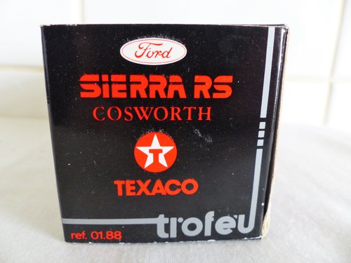 TROFEU-FORD SIERRA RS COSWORTH TEAXACO For Sale (picture 6 of 6)