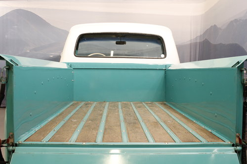 1963 Ford F100 V8 Pick-Up Custom Cap For Sale (picture 3 of 6)