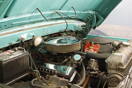 1963 Ford F100 V8 Pick-Up Custom Cap For Sale (picture 6 of 6)