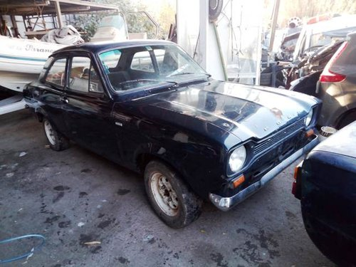 1968 FORD ESCORD MK1 WITH TABLES OF MINISTRY OF GREECE For Sale (picture 1 of 6)