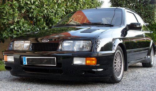 "1987 Sierra RS Cosworth  ""collection car""  LHD For Sale (picture 2 of 6)"