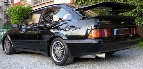"1987 Sierra RS Cosworth  ""collection car""  LHD For Sale (picture 3 of 6)"