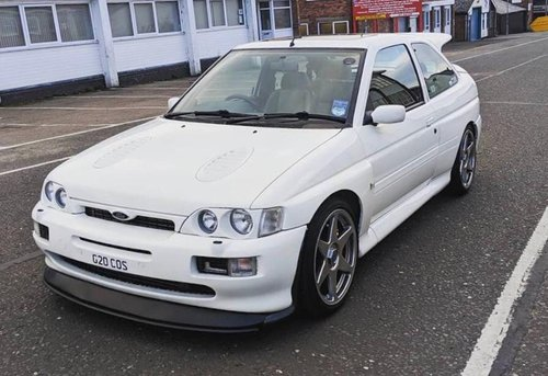 Ford Escort RS Cosworth 1996 – 45k Miles. For Sale (picture 2 of 4)