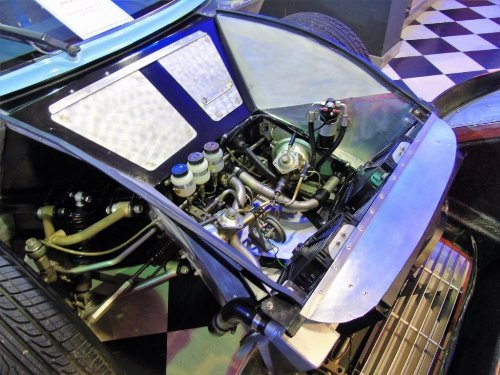 Ford GT 5.8 *SERIOUS GT40 TOP BUILD SPEC* For Sale (picture 3 of 6)