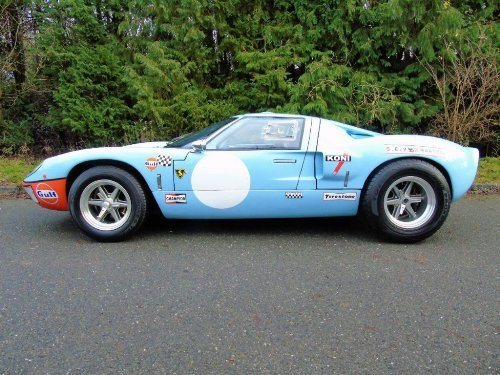 Ford GT 5.8 *SERIOUS GT40 TOP BUILD SPEC* For Sale (picture 6 of 6)